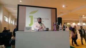 El chef José Melero, de Etrusco Gastro Taberna.